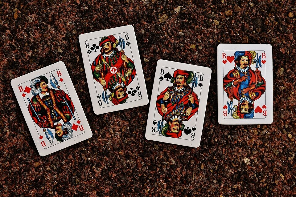 Gambit Playing Cards